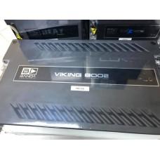 Banda Viking 8002  Amplificador Modulo Potencia Digit 2 Ohms
