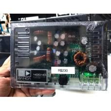 Amplificador Banda 2.4d 400wrms 4 Canais 400.4 Transparente