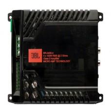 Módulo Amplificador Digital Jbl Br-a 400.4 Canal 400w Rms