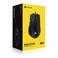 Mouse Gamer Corsair Ironclaw Fps Moba Rgb