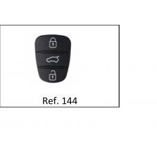 Capa Borracha Hyundai Kia ref 144