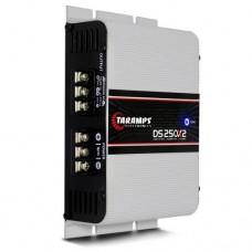 Modulo Amplificador Taramps Ds250x2 250w Rms 2 Canais 2 Ohms