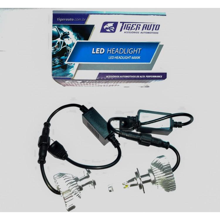 Kit Led Headlight Tiger Auto H7