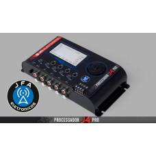 Processador De Audio Jfa J4 Pro Lançamento 2019