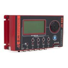 Processador De Audio Jfa J4 Red