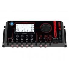 Processador De Áudio Digital Jfa J6 Híbrido - 6 Vias