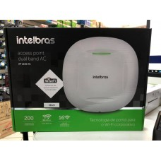 Access point dual band intelbras AP1210AC wifi professional