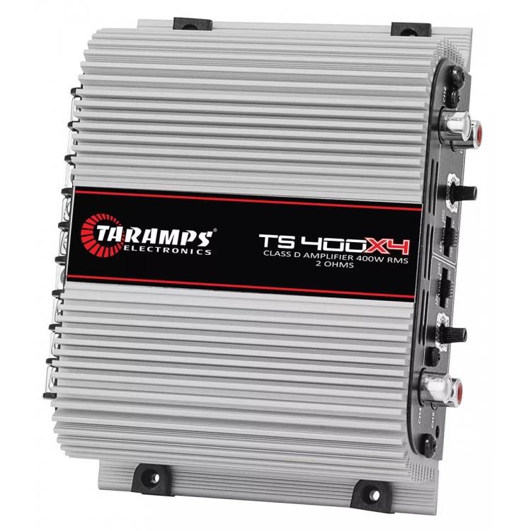 Módulo Som Taramps TS400x4 400 watts RMS digital