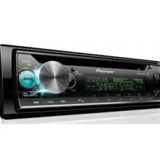 Auto Radio Pioneer Mp3 Media Receiver Mvh-x3000br Bluetooth