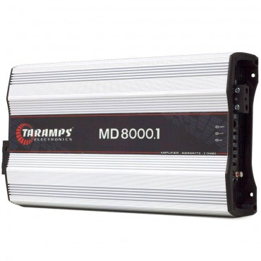 Módulo Amplificador Taramps MD8000 8000W RMS