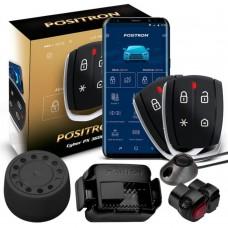 Alarme Positron Cyber Px 360bt Bluetooth Universal P/ Carro