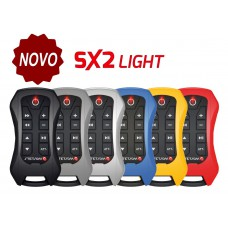 Controle Longa Distância Sx2 Light Stetsom 200 Mts