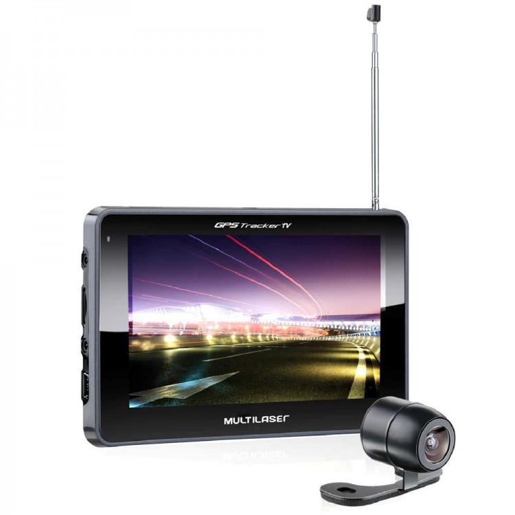 Navegador GPS Multilaser Tracker GP037