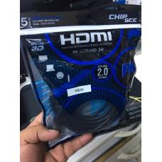 Cabo HDMI 2.0 4k UltraHD 3D 5M