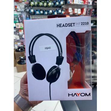 Headset hayom HF2210