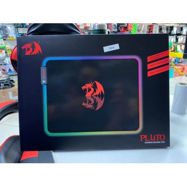 Mouse Pad Gamer RGB Redragon PLUTO