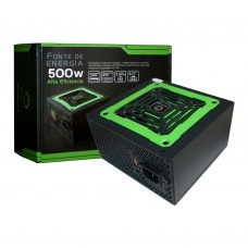 Fonte 500W One Power
