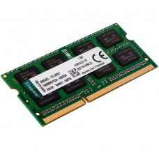 Memória Kingston 8GB, 1600MHz, DDR3,L Notebook, CL11 - KVR16LS11/8