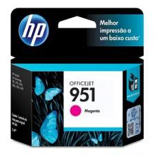 Cartucho de Tinta HP 951 Magenta