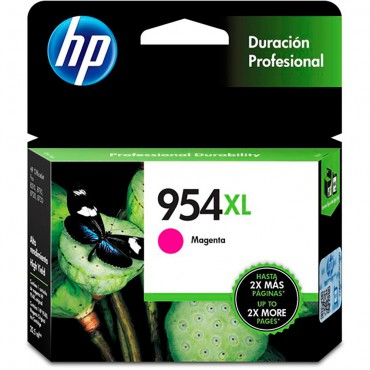 Cartucho HP 954XL Magenta