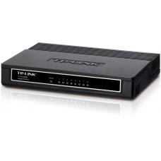 Switch 8 Portas 10/100 Gigabit Tp-link Tl-sg1008d