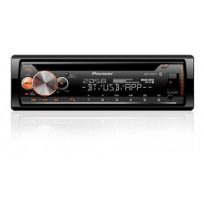 Toca Cd Pioneer Deh-x5000br Bluetooth Mixtrax