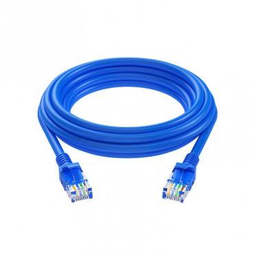 Cabo Rede Ethernet Cat5e Gigabit 5 Metros Ai1009