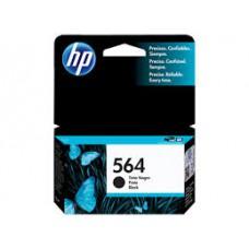 Cartucho de Tinta HP 564 Preto