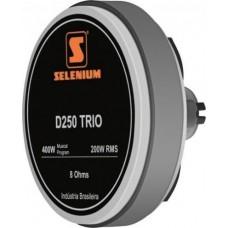 Drive Corneta JBL Selenium D250 Trio 200 RMS