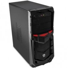 Gabinete C3Tech Gamer  Preto MT-G50