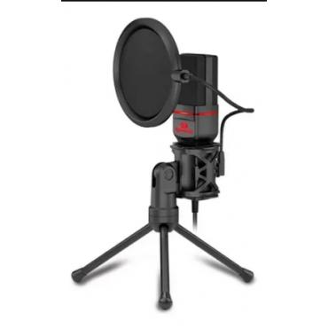 Microfone Redragon Seyfert M100 Gamer - Preto