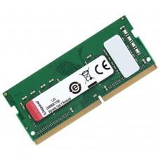 Memória 8GB DDR4 2666MHz Kingston - para Notebook - 1.2V - KVR26S19S8/8