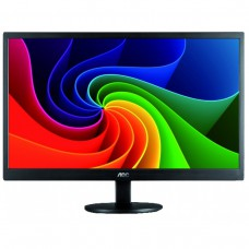 Monitor Gamer AOC 21.5 Pol, HD, 60Hz, 5ms, E2270SWN