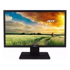 """Monitor LED 19.5"""" Acer V206HQL HD VGA/HDMI  - Preto"""