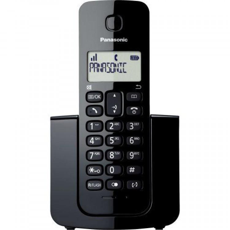 Telefone Fixo Sem Fio Panasonic Dect 6.0