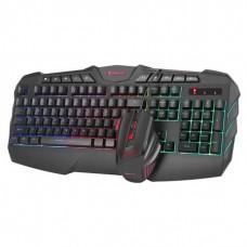 Combo Gamer Mouse e Teclado XTRIKE ME MK 880KIT