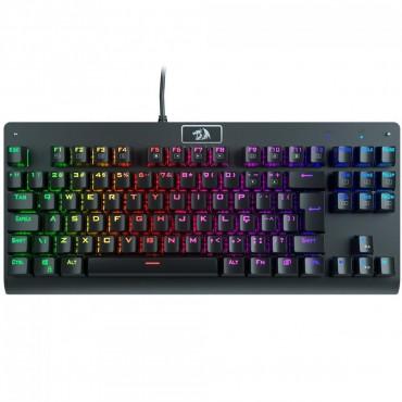 Teclado Mecânico Redragon Dark Avenger RGB K568RGB-2 PT-BLUE