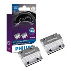 Adaptador De Farol Philips Canceller Canbus Led 5w T10 12v