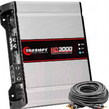 Módulo Amplificador Taramps HD3000 3000W RMS