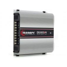 MÓDULO AMPLIFICADOR TARAMPS DS 800X4 800W RMS 2 OHMS - 4 CANAIS