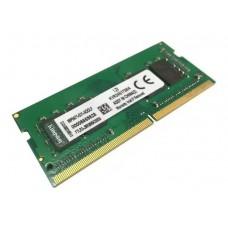 Memória Kingston 4GB, 2400MHz, DDR4, Notebook, CL17 - KVR24S17S6/4