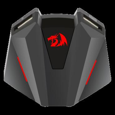 Adaptador P/ Teclado E Mouse Redragon Vulcan Ga-250