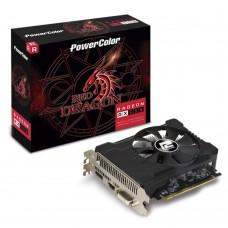 Placa de Vídeo Radeon RX 550 2GB Power Color Red Dragon