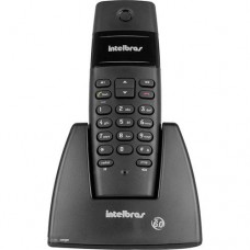 Telefone sem Fio TS40 Preto DECT 6.0 Digital Intelbras