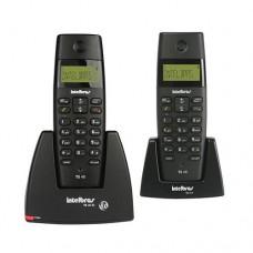 Telefone sem Fio Intelbras Dect TS 40 C 2 em 1