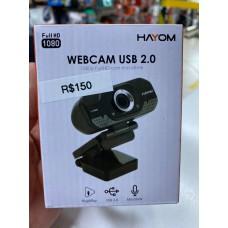 WebCam USB Full HD Hayom AL1015